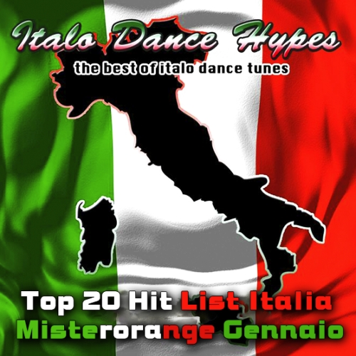 Top 20 Hit List Italia - Misterorange Gennaio (2013)