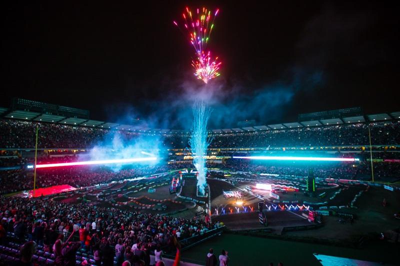 AMA Supercross 2013: 5-ый этап - Анахайм 3 (фото)