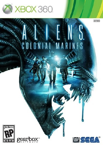 Aliens: Colonial Marines (2013/XBOX360/ENG)