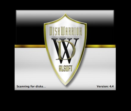 DiskWarrior 4.4 Bootable DVD (Mac OSX)