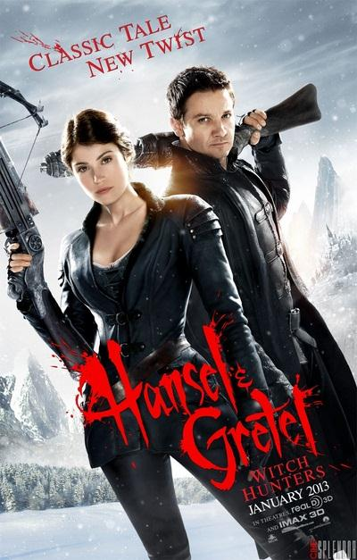 Hansel & Gretel: Witch Hunters (2013) TS XviD Feel-Free