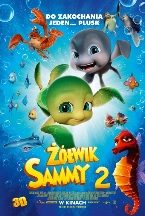 ¯ó³wik Sammy 2 / Sammy's avonturen 2 (2012) PLDUB.720p.BRRip.AC3.XviD.CiNEMAET-SAVED  Dubbing PL