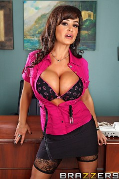 Трах на высоте / Lisa Ann (Fuck to the Top) (2013) HD 1080