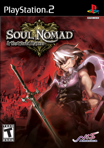 Soul Nomad & the World Eaters (2007/RUS/PS2)
