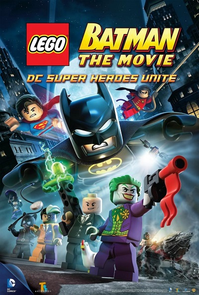 LEGO Batman The Movie: DC Superheroes Unite (2013) BrRip 720p XviD-Pimp4003