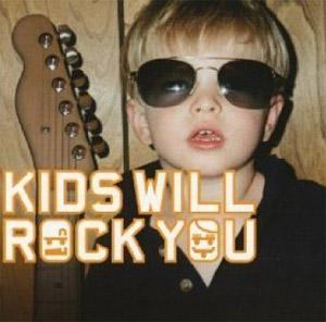 VA - Kids Will Rock You (2003) MP3
