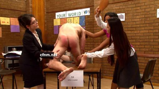 The way stripped spanked humiliated sister ladies