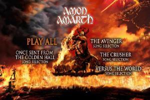 Amon Amarth - Surtur Rising (2011) DVD9