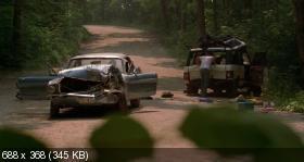 Поворот не туда / Wrong Turn (2003) HDRip   DUB