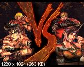 Street Fighter X Tekken 1.02 +9 DLC (2012/Steam-Rip GameWorks)