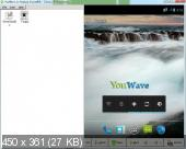 YouWave for Android 4.0.1