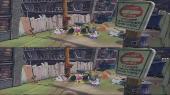 Топ Кэт в 3Д / Don gato y su pandilla 3D   Вертикальная анаморфная