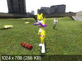 Garry's Mod v14.07.10 + Автообновление + Многоязычный (No-Steam) (2013) PC