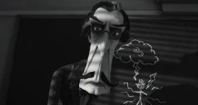 Франкенвини / Frankenweenie (2012) HDRip [Чистый звук]