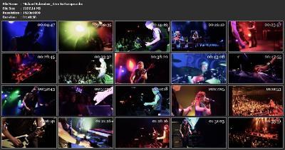 Michael Schenker - Temple Of Rock:Live In Europe (2012) BDRip