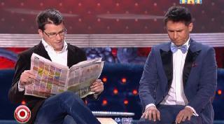Новый Comedy Club [эфир от 29.12] (2012) SATRip