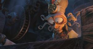Тэд Джонс и Затерянный город 3D / Las aventuras de Tadeo Jones (2012) HDRip [Чистый звук]