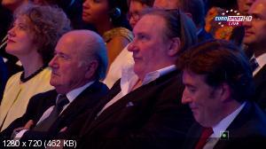 Награда ФИФА Золотой Мяч 2012 / FIFA Ballon d'Or 2012 (2013) HDTV 1080i + HDTV 720p