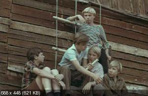 Тимур и его команда (1976) DVDRip 2100/1400 MB