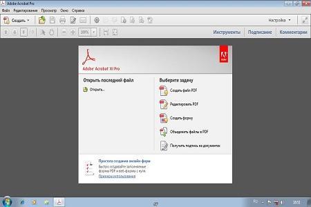 Adobe Acrobat XI Pro ( 11.0.1, MULTi / RUS )
