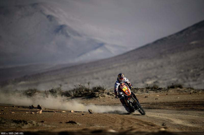 Марсело Мараньи: фотографии ралли Дакар 2013
