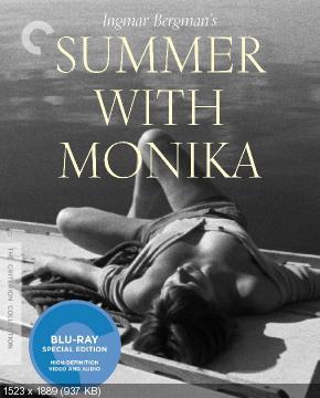 Лето с Моникой / Sommaren med Monika (1953) BDRip 720p