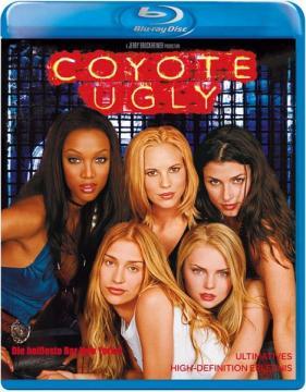 Бар «Гадкий койот» / Coyote Ugly (2000) BDRip 1080p | Unrated