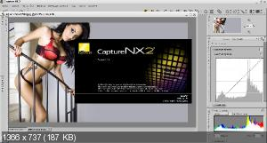 Nikon Capture NX v 2.3.5 Final (2013) ENG/RUS