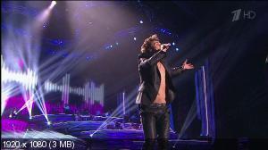 Юбилейный концерт Димы Билана - 30 лет. Начало (2013) HDTV 1080i