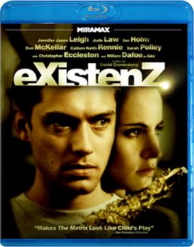 Экзистенция / eXistenZ (1999) BDRemux 1080p