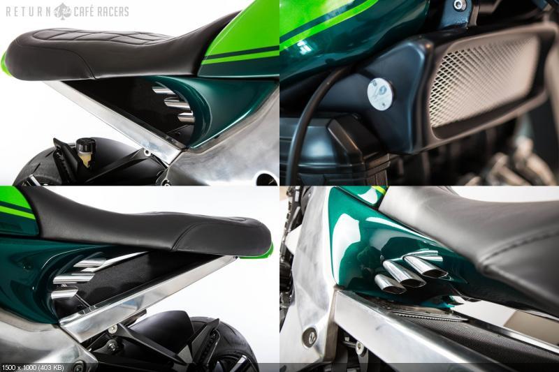Мотоцикл Kawasaki Z1000 40th Anniversary