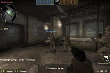 Counter-Strike: Global Offensive( 1.22.0.3, 2013, Ru/En/ 7K )