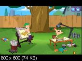 Phineas and Ferb: New Inventions (2013/RUS/PC/WinAll)