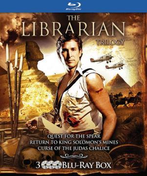 Библиотекарь. Трилогия / The Librarian. Trilogy (2004-2008) BDRip 1080p
