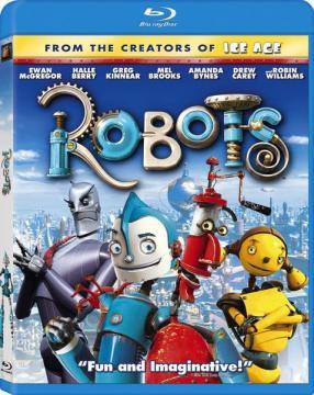 Роботы / Robots (2005) CEE BDRip 1080p от HDReactor