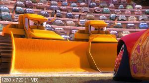 Мультачки: Байки Мэтра [1-3 сезон] / Тачки: Байки Мэтра (2008-2012) BDRip 1080p / 720p + HDRip