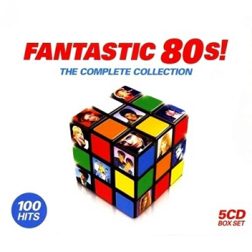 VA - Fantasticos 80 The Complete Collection (2011)
