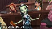 Школа монстров: Классные девчонки / Monster High: Ghoul's Rule! (2012) DVDRip