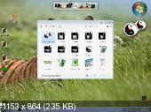 Windows 7 Ultimate x32 Leshiy v.Sanay (RUS/2013)