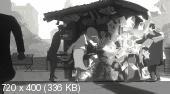 Бумажный роман / Paperman (2012) DVDRip