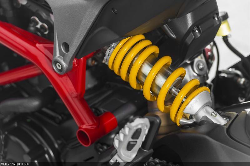 Ducati Hypermotard 2013