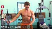 Ульянов В., Бибин С. - Как накачать широкие плечи (обучающее видео)