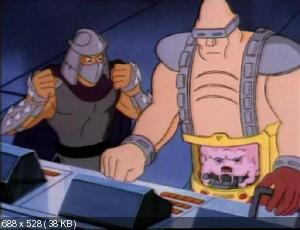 Черепашки ниндзя [3-й сезон] / Teenage Mutant Ninja Turtles (1989) DVDRip