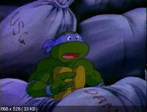 Черепашки ниндзя [6-й сезон] / Teenage Mutant Ninja Turtles (1992) DVDRip