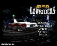 American Lowriders (2012 RUS/ENG)PC RePack by SEYTER