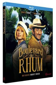 Ромовый бульвар / Boulevard du Rhum (1971) BDRip 720p