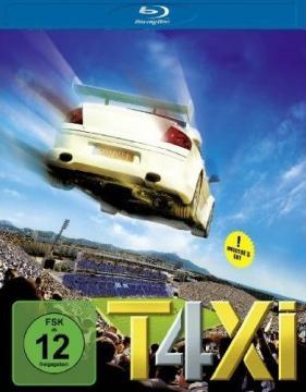 Такси 4 / T4xi / Taxi 4 (2007) BDRip 1080p | Theatrical cut