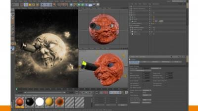 MAXON CINEMA 4D R14 FULL RETAIL ISO (x86/x64) WIN/MAC