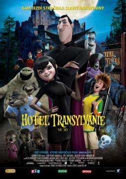 Монстры на каникулах / Hotel Transylvania (2012) BDRip 720p | 60 FPS