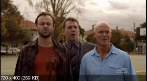 Отчаянные домохозяева [1 сезон] / House Husbands (2012) PDTVRip